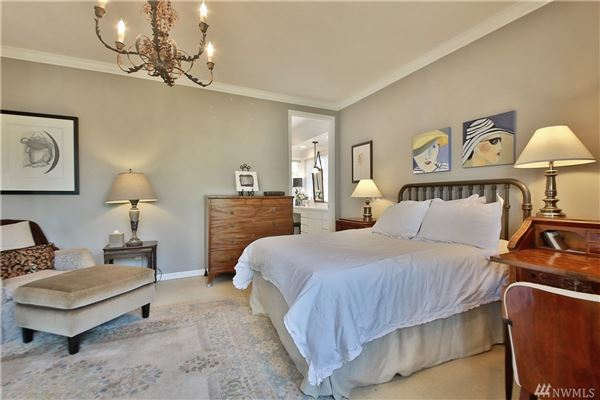 a Classic home right in Downtown Langley luxury properties