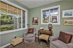 a Classic home right in Downtown Langley mansions