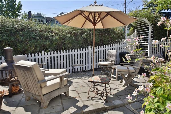 a Classic home right in Downtown Langley luxury real estate