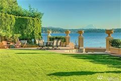 Waterfront Estate in Medina Washington luxury homes