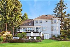Luxury properties charming home on desirable Lake Tapps
