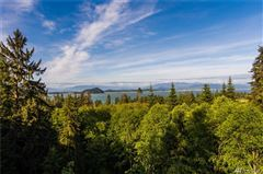 Whidbey Island Estate Perfectly Sited on 11.4 acres luxury homes