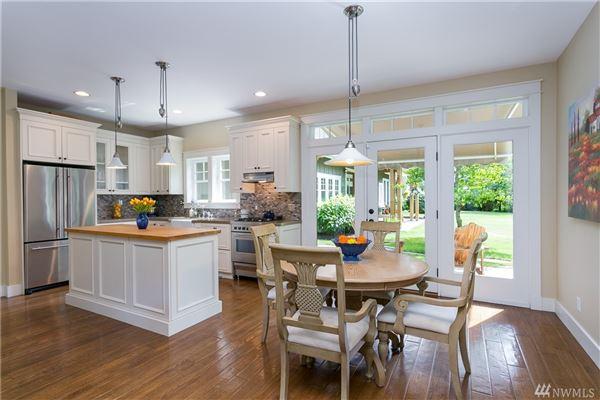 Luxury homes Exceptional Northwest Craftsman home