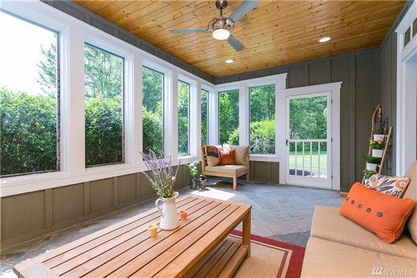 Luxury properties Exceptional Northwest Craftsman home