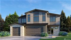 new contemporary estate home in Shelton Heights mansions
