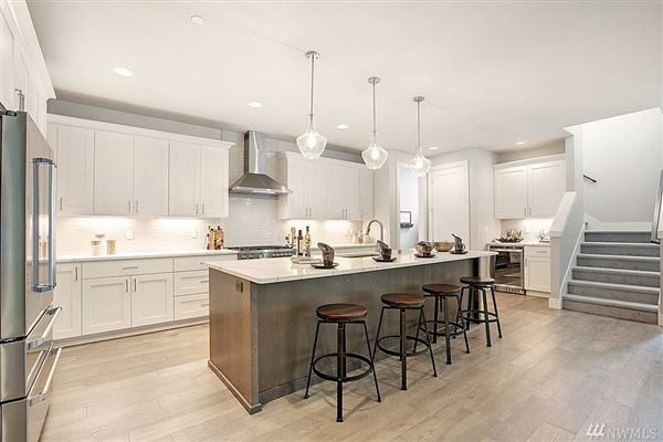 new contemporary estate home in Shelton Heights luxury real estate