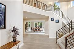 new contemporary estate home in Shelton Heights luxury properties