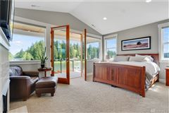 Luxury homes in Breathtaking Lake Tapps Waterfront Home