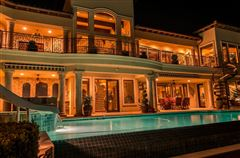 Mansions masterpiece inside and out