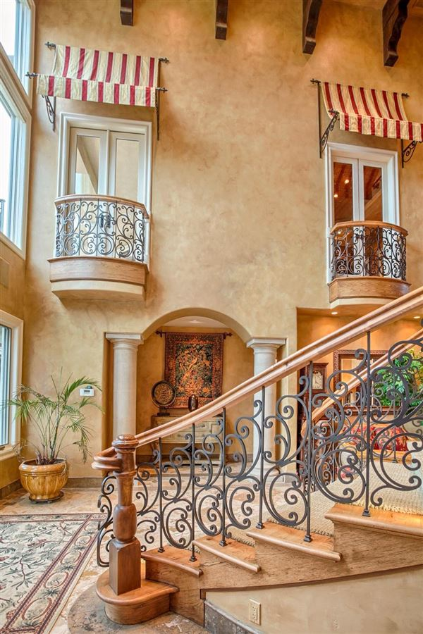 Luxury homes masterpiece inside and out