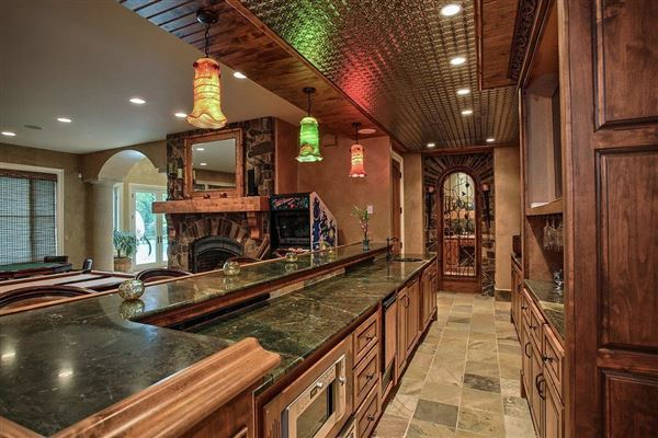 Luxury properties masterpiece inside and out
