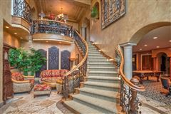 Mansions in masterpiece inside and out