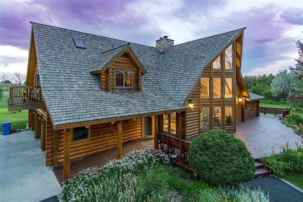 beautifully crafted exceptional log home luxury homes