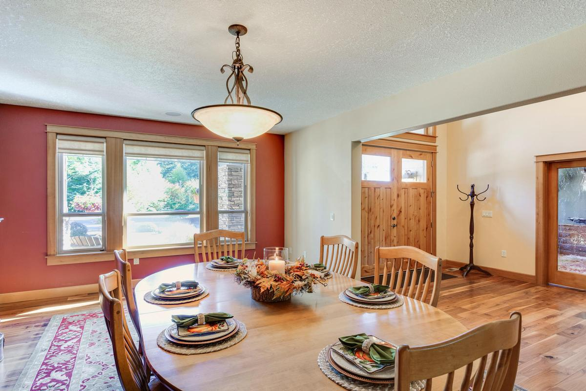 Luxury properties Custom Craftsman on 34 private acres