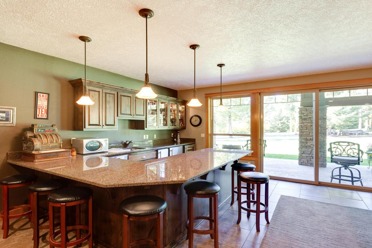Luxury homes Custom Craftsman on 34 private acres