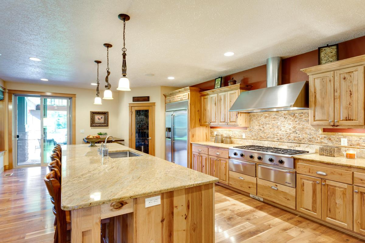 Mansions in Custom Craftsman on 34 private acres