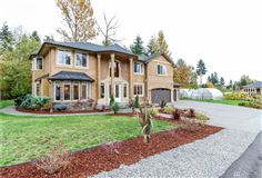Custom luxury home in ideal location mansions