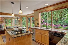 Luxury real estate Nicely remodeled in desirable Hunters Glen