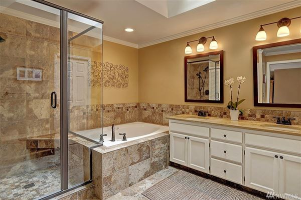 Nicely remodeled in desirable Hunters Glen luxury homes