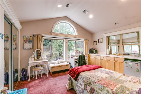 Luxury properties Contemporary Northwest inspired dream home