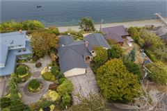 Mansions in ENJOY YOUR MORNING COFFEE WITH PANORAMIC VIEWS OF THE SHIPPING LANES, DOWNTOWN SEATTLE AND MT. BAKER