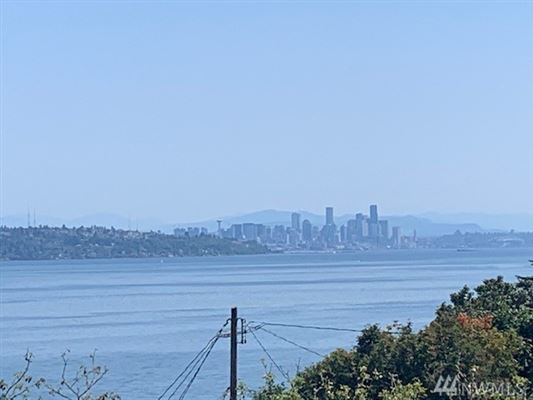 Luxury properties ENJOY YOUR MORNING COFFEE WITH PANORAMIC VIEWS OF THE SHIPPING LANES, DOWNTOWN SEATTLE AND MT. BAKER