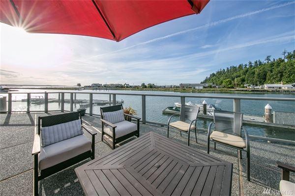 custom home in Lagoon Point Estates  luxury real estate