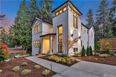Luxury homes in New construction Modern Farmhouse