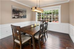 Luxury real estate Luxurious renovated modern craftsman home