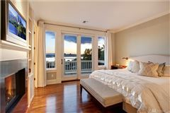 Luxury properties AMAZING western views of Seattle