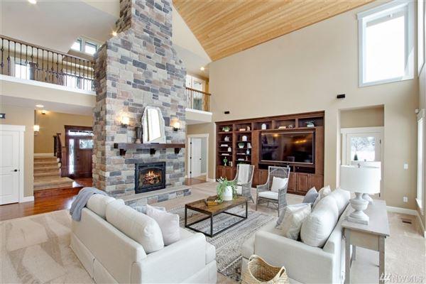Luxury real estate Extraordinary Custom NW Contemporary Estate