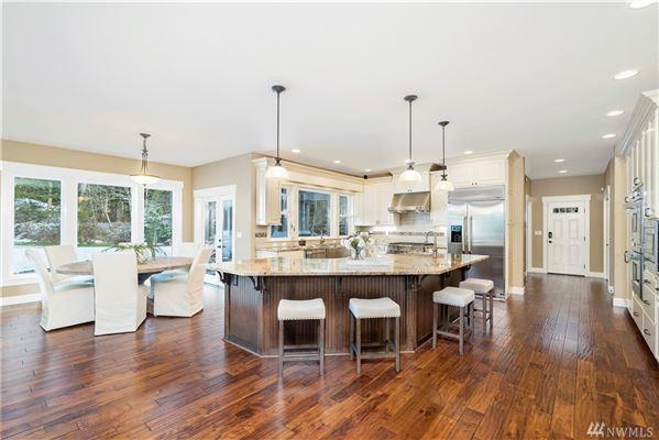 Luxury properties Extraordinary Custom NW Contemporary Estate