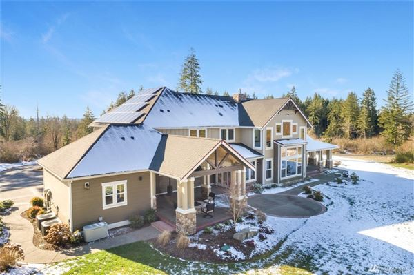 Luxury properties Extraordinary Custom NW Contemporary Estate
