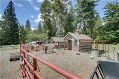 Luxury real estate custom craftsman on a nearly four acre hobby farm