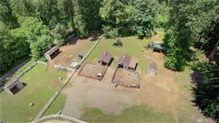 custom craftsman on a nearly four acre hobby farm luxury real estate