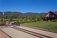 Luxury real estate Award winning Winery and Vineyard property
