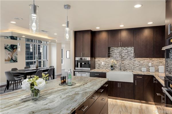 Luxury homes One of a kind home at Watermark Tower