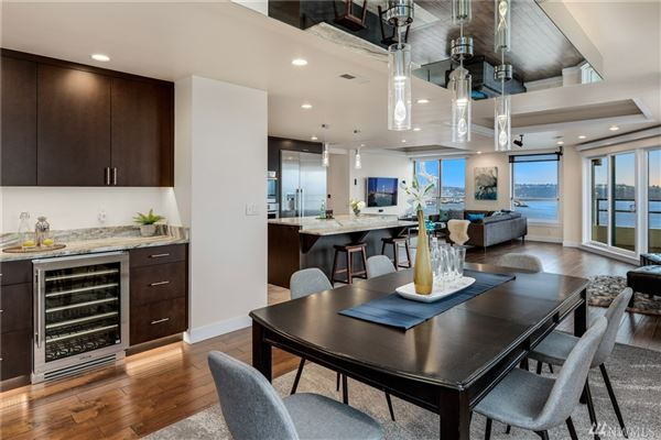 Luxury properties One of a kind home at Watermark Tower