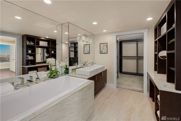 One of a kind home at Watermark Tower luxury homes