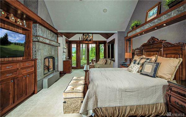 Mansions exquisite mountain estate