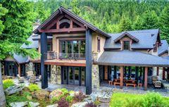 exquisite mountain estate mansions