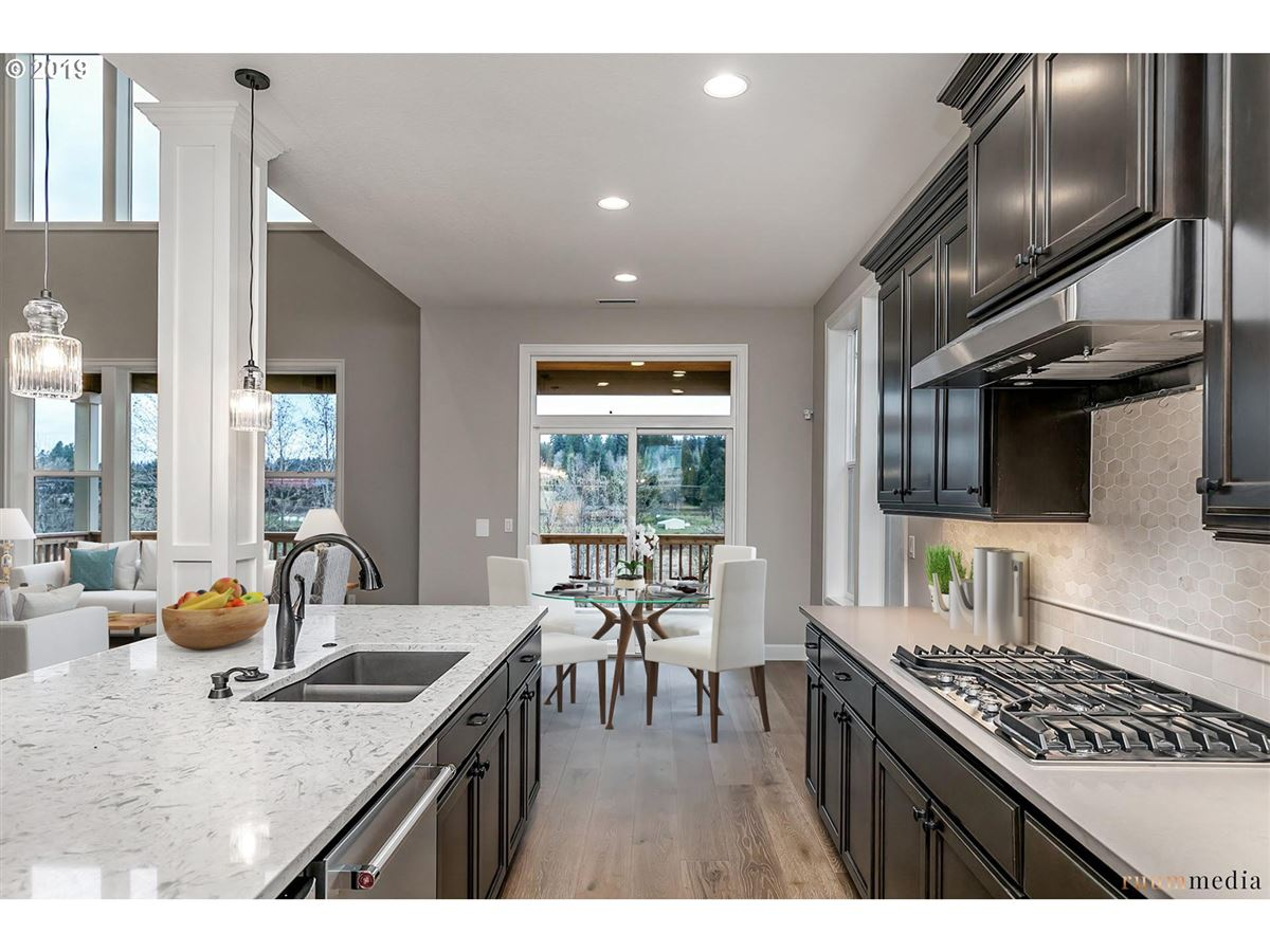 Luxury real estate new construction beauty