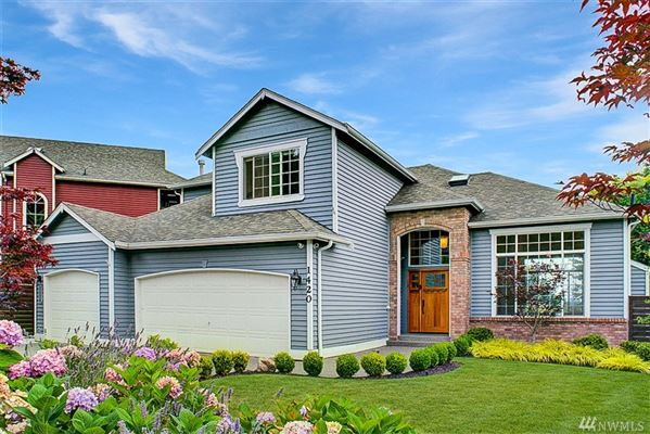 VIEW HOME WITH MOTHER-IN-LAW! | Washington Luxury Homes