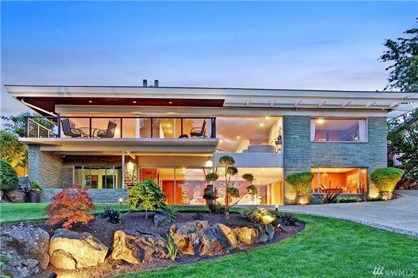 09c3c54c1517 ICONIC MID-CENTURY HOME WITH MODERN UPGRADES | Washington Luxury ...