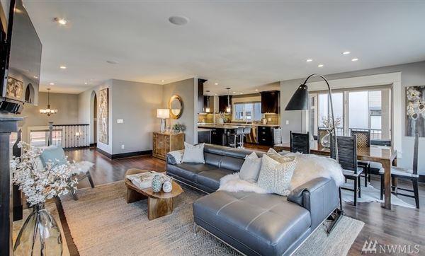Luxury real estate Distinctive townhouse