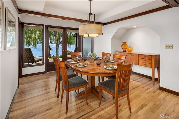 special waterfront home  luxury properties