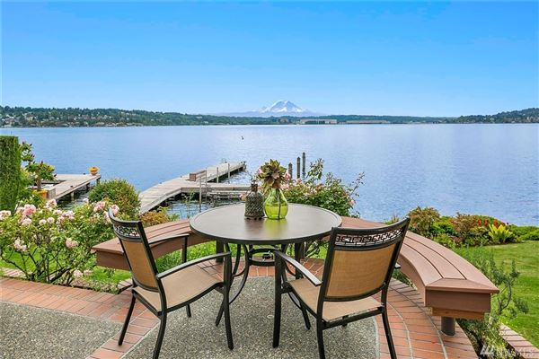 special waterfront home  luxury real estate