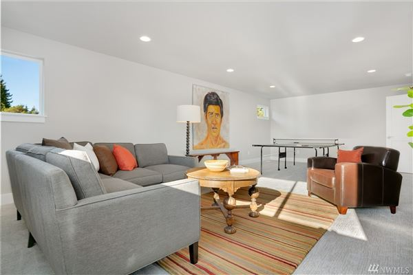 Luxury real estate new Northwest Contemporary in Edgewood Estates