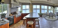 Custom 12,500SF Hood Canal Estate luxury real estate