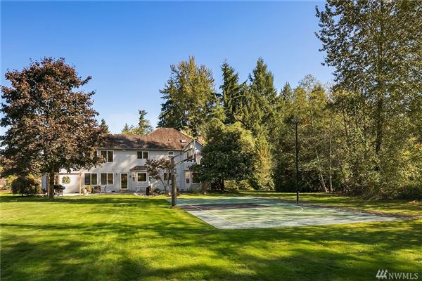 Luxury homes immaculate home on Shy two-acre parcel